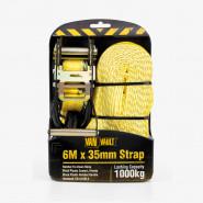 Image for 6.0M x 35mm Ratchet Strap