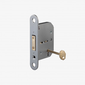 5-lever Lock Twin Pack