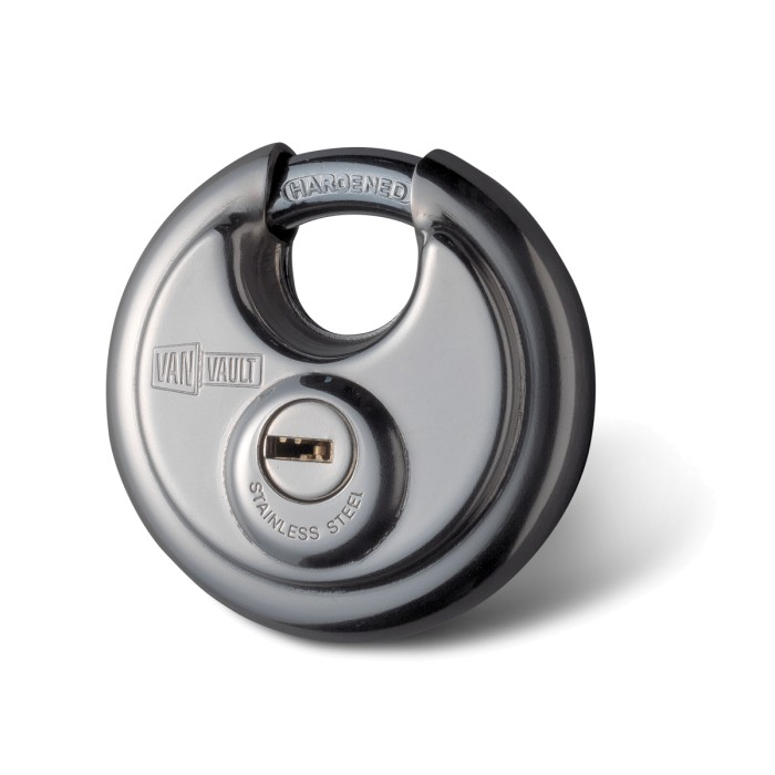 Image for 70mm Disk Lock