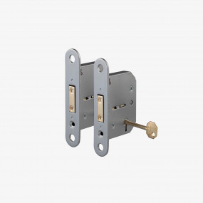 Image for 5-lever Lock Twin Pack