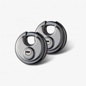 Old Style 70mm Disc Lock (Twin Pack)