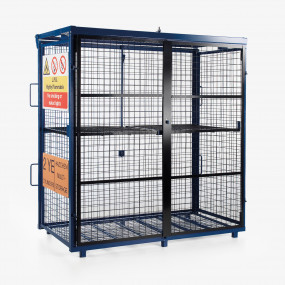 Image for Fold-away Gas Cage