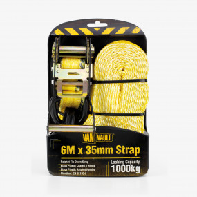 Image for 6.0M x 35mm Ratchet Strap