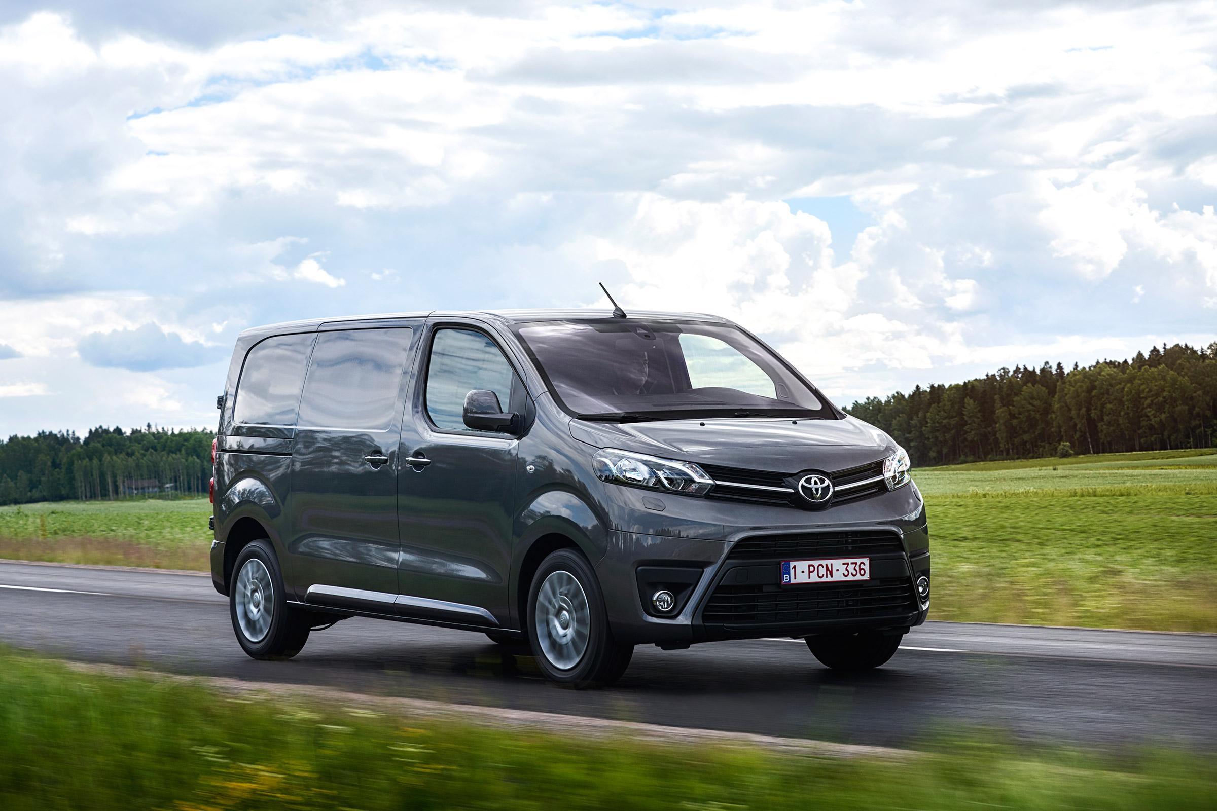 2017 Toyota Proace